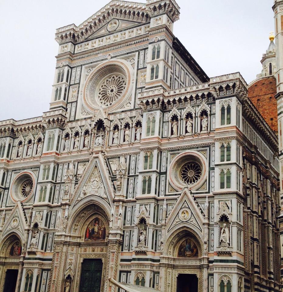 Firenze in un giorno.