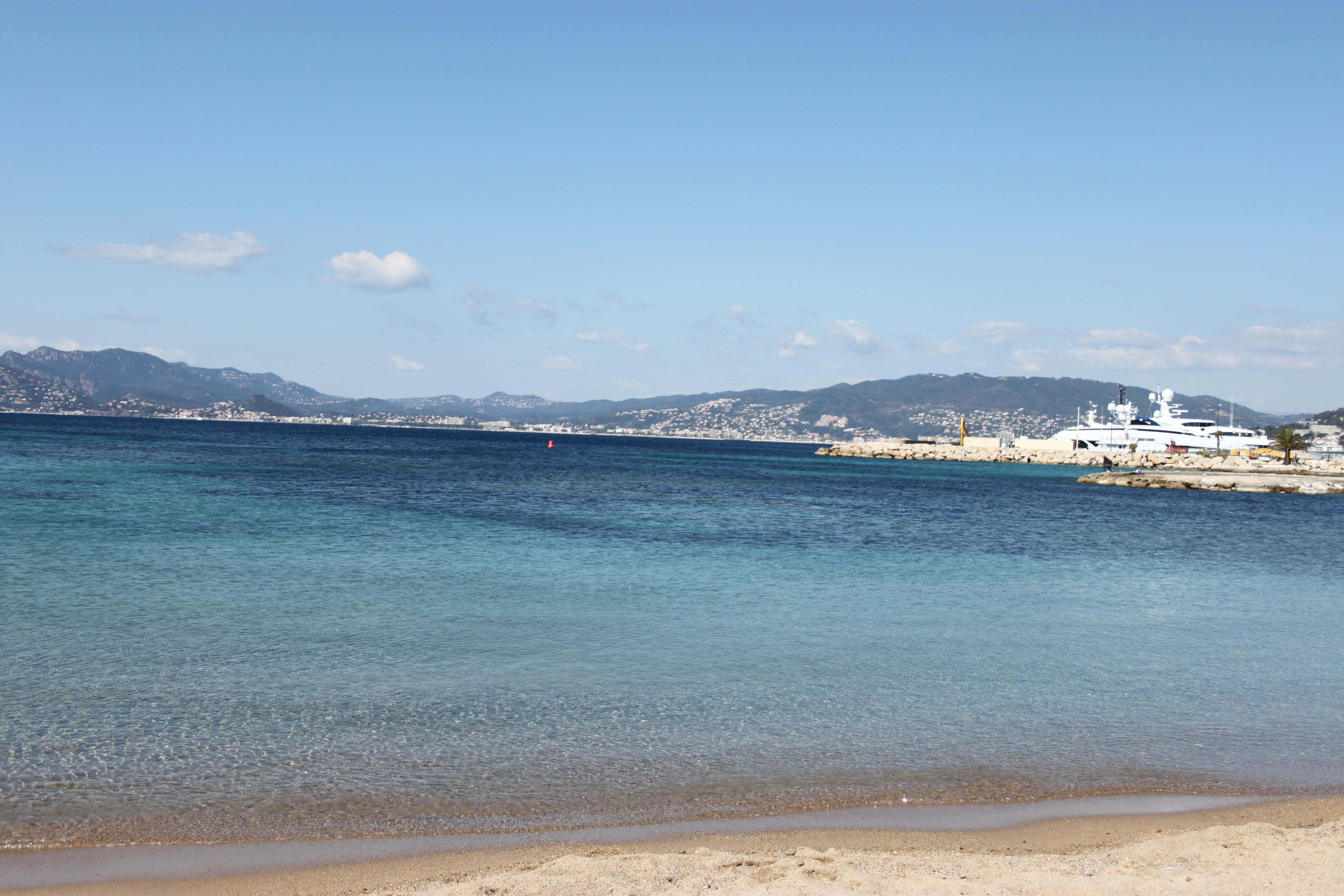 Mare di Cannes di #viaggiareapois