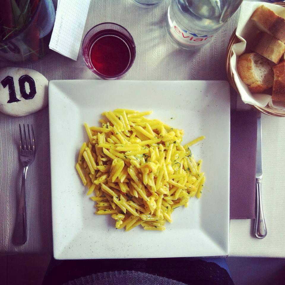 Mangiare italiano a Cannes!