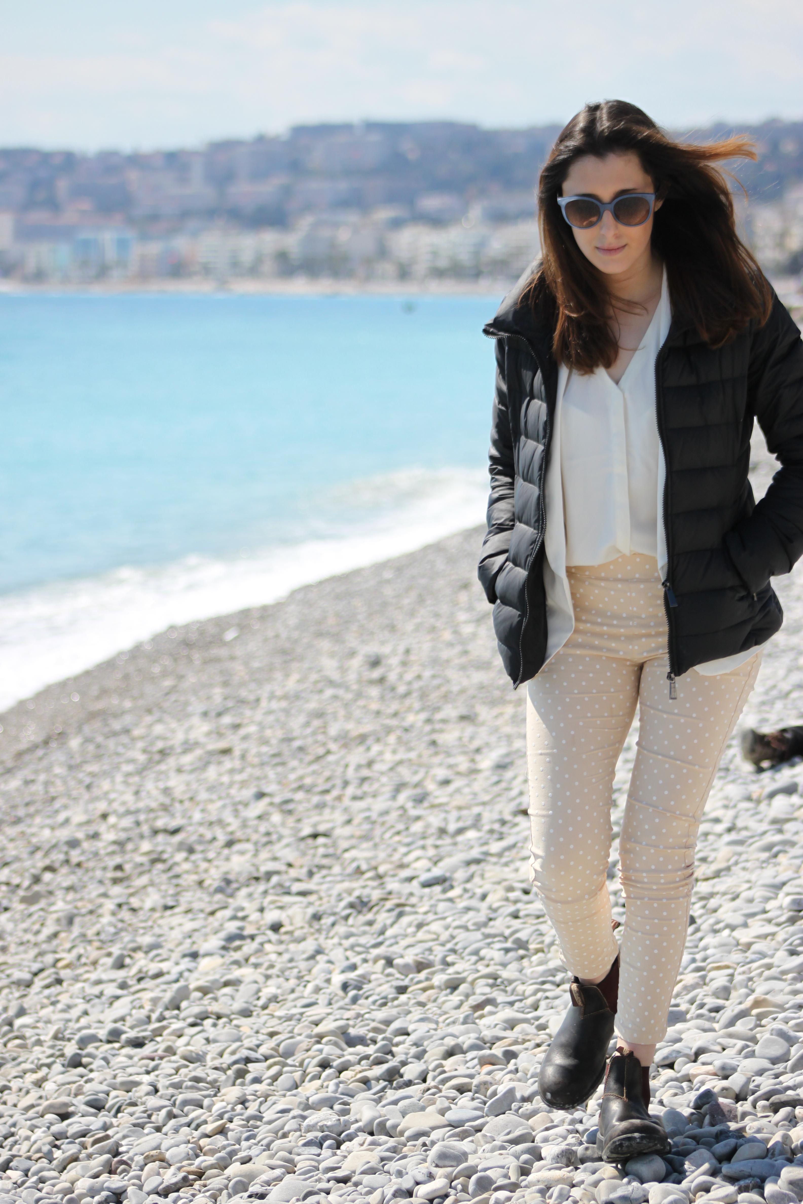 Sara a Nizza di #viaggiareapois