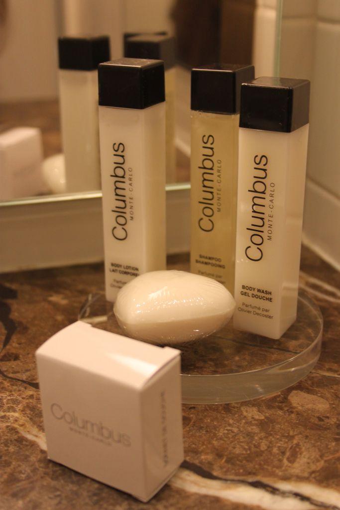gadget bagno Columbus Montecarlo di #viaggiareapois