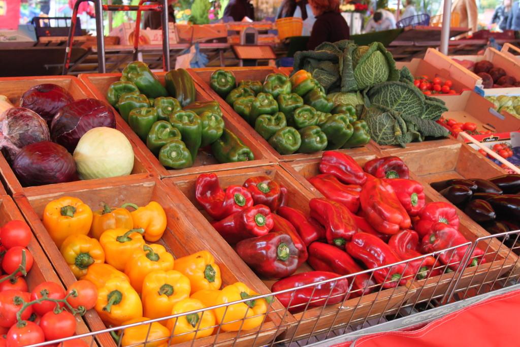 mercato di Montecarlo di #viaggiareapois