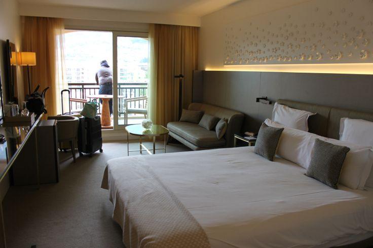 stanza Hotel Columbus Montecarlo di #viaggiareapois