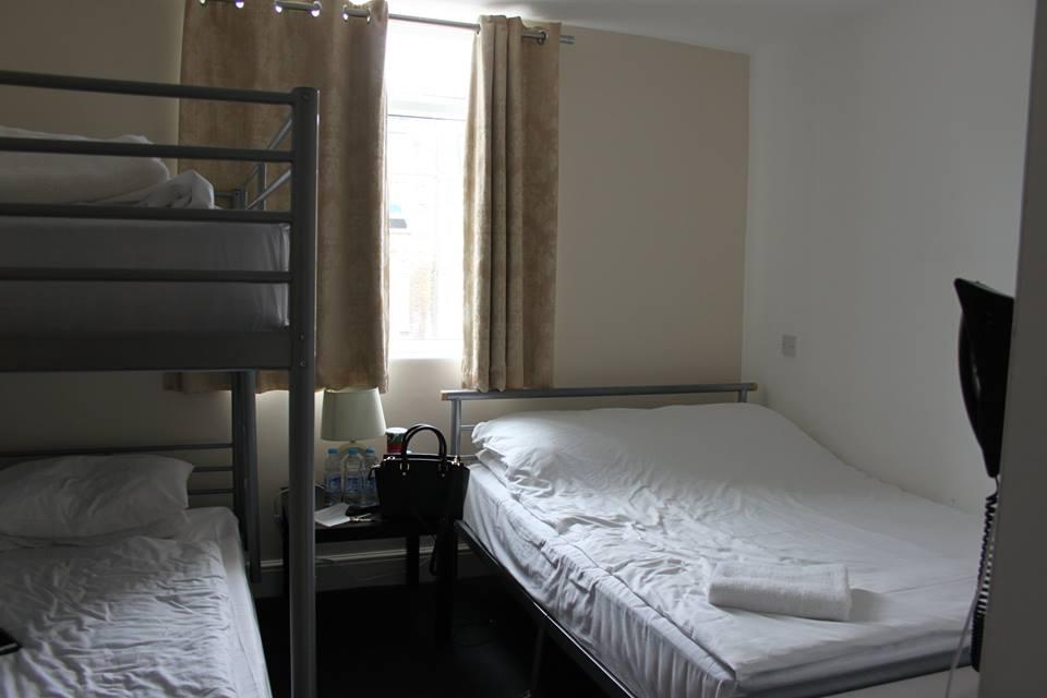 Camera da letto Royal Hyde Park Hotel Londra di #viaggiareapois