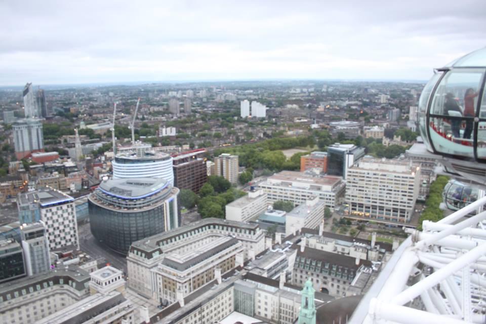 Londra dall'altro di #viaggiareapois