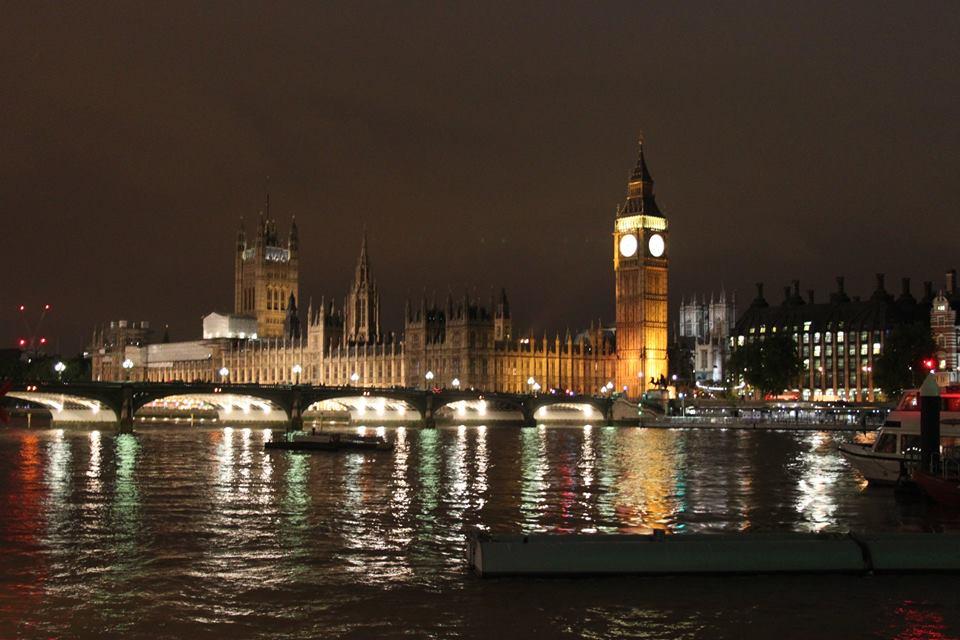 Londra di notte di #viaggiareapois