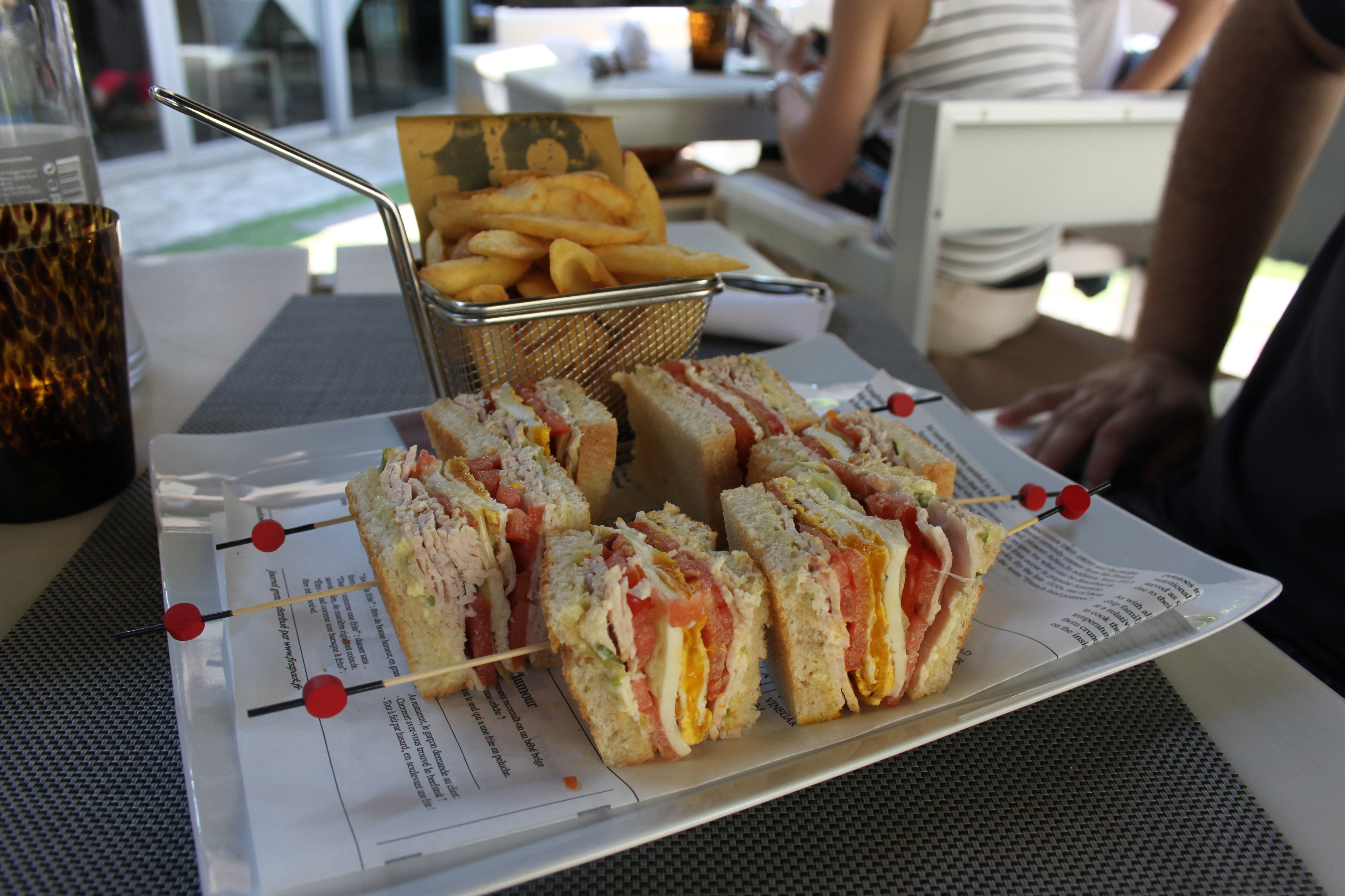 clubsandwich Nineteen di #viaggiareapois