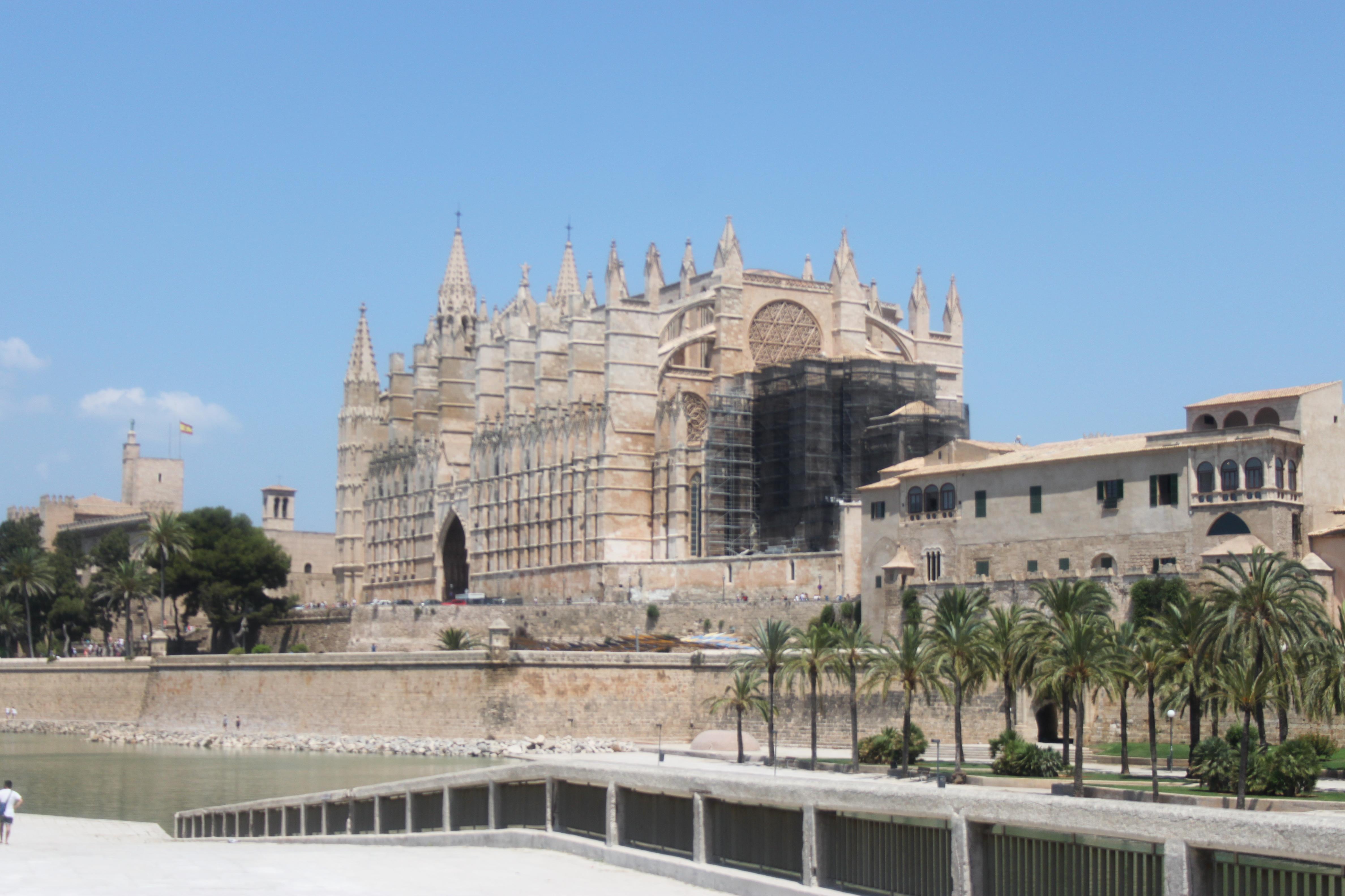 girare per il centro di Palma di Maiorca di #viaggiareapois