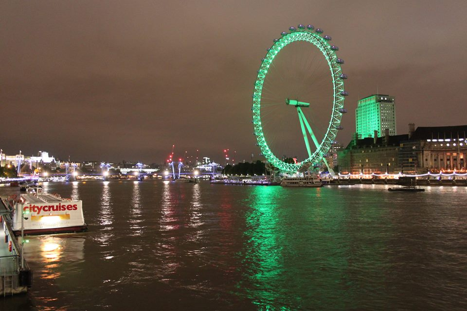 London Eye di #viaggiareapois