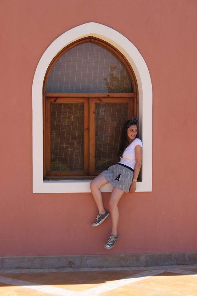 Sara nel villaggio Radisson Blu Hotel Marsa Alam di #viaggiareapois