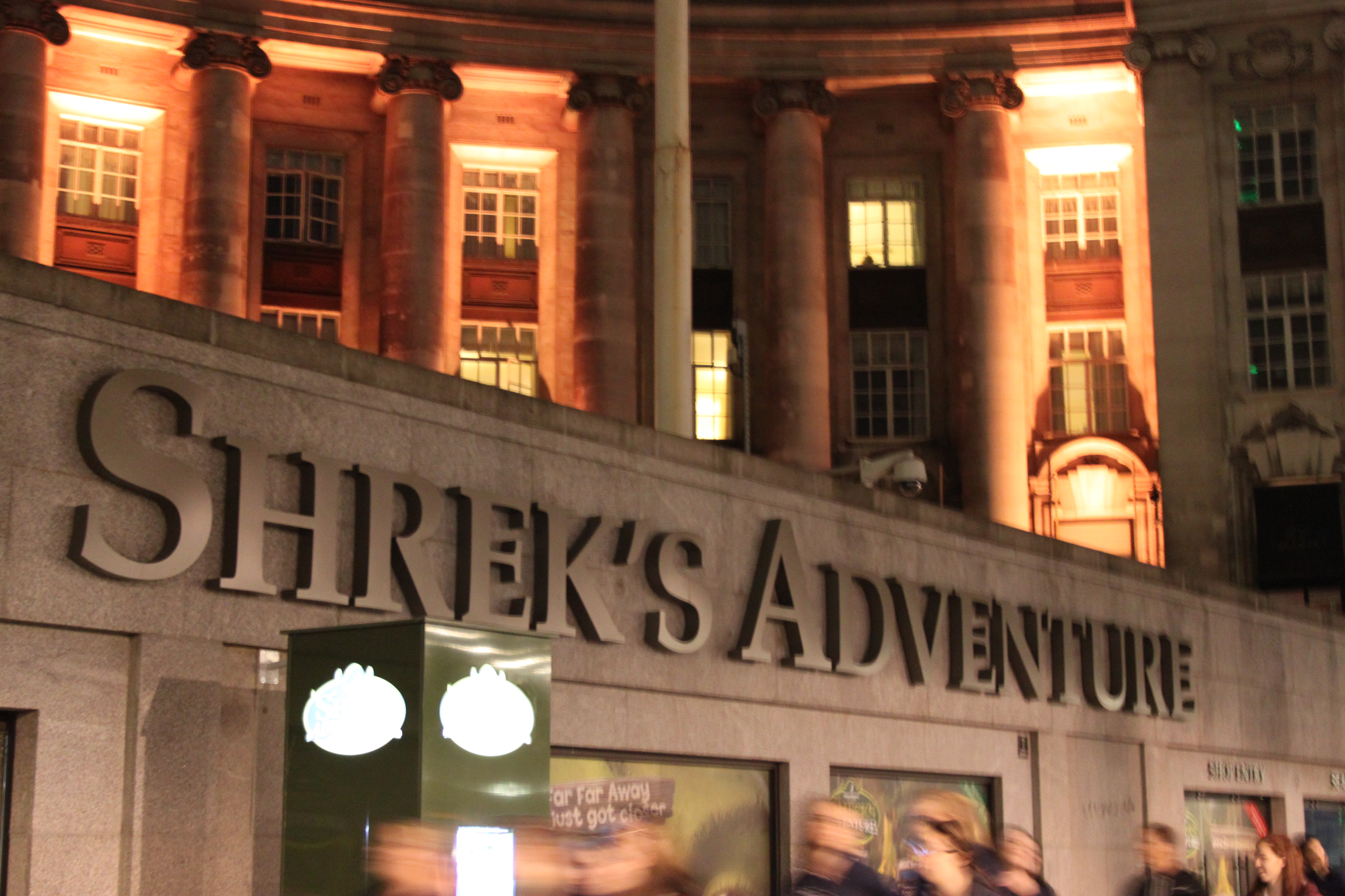 Shrek's Adventure Londra di #viaggiareapois