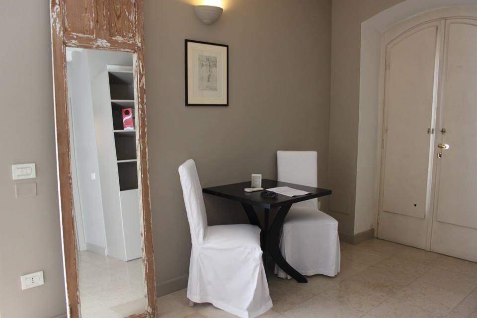 interno camera il Santellone di #viaggiareapois