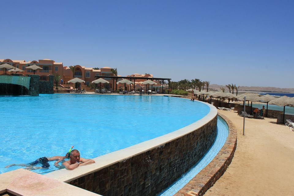 piscina Radisson Blu Marsa Alam di #viaggiareapois