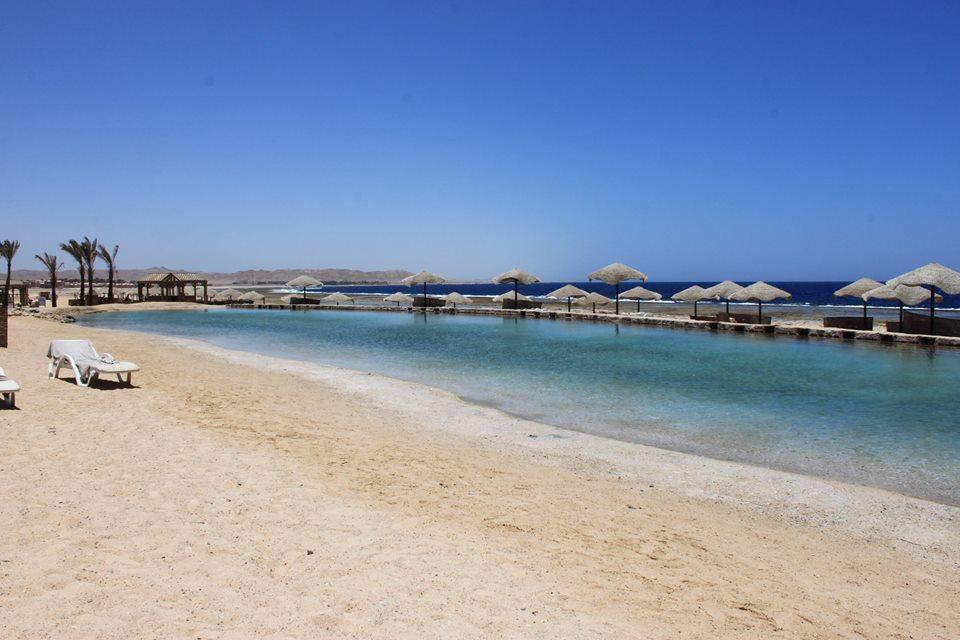 spiaggia Radisson Blu Marsa Alam di #viaggiareapois