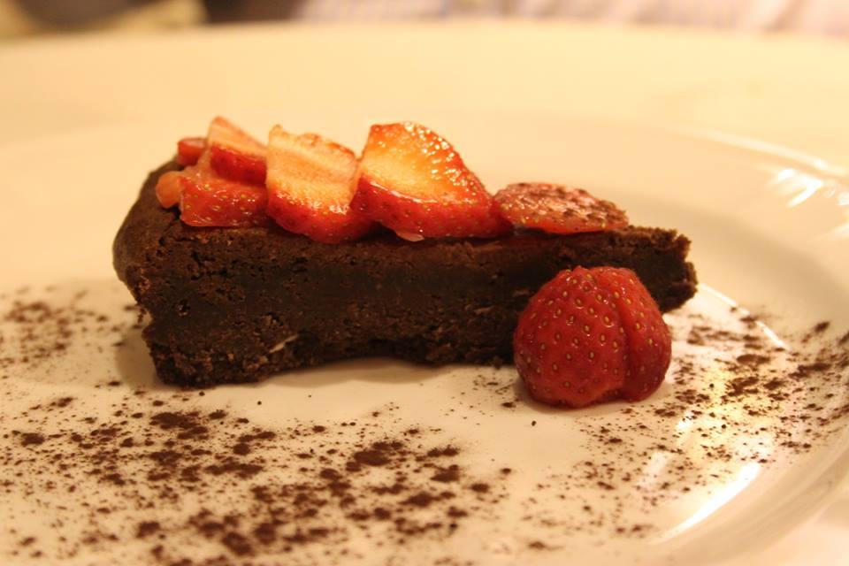 torta al cioccolato la cucina del Santellone di #viaggiareapois