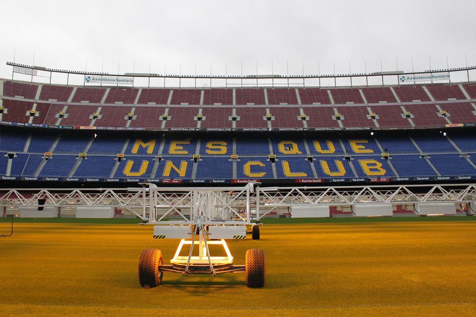 Barcellona FC Stadio di #viaggiareapois