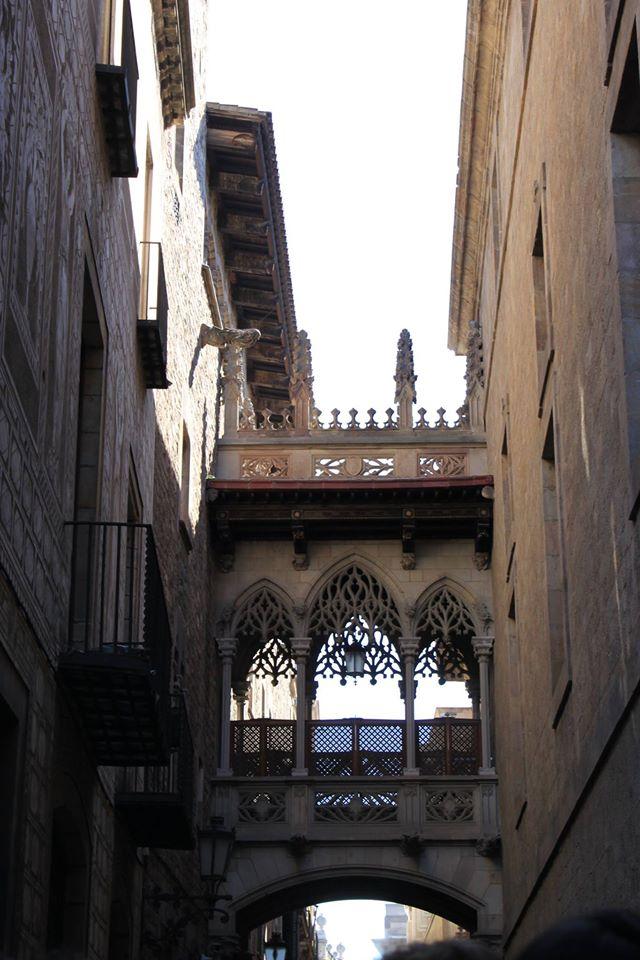 Barrio Gotico Barcellona di #viaggiareapois