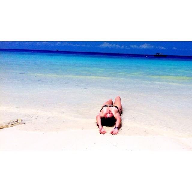 Sara al mare di Zanzibar di #viaggiareapois