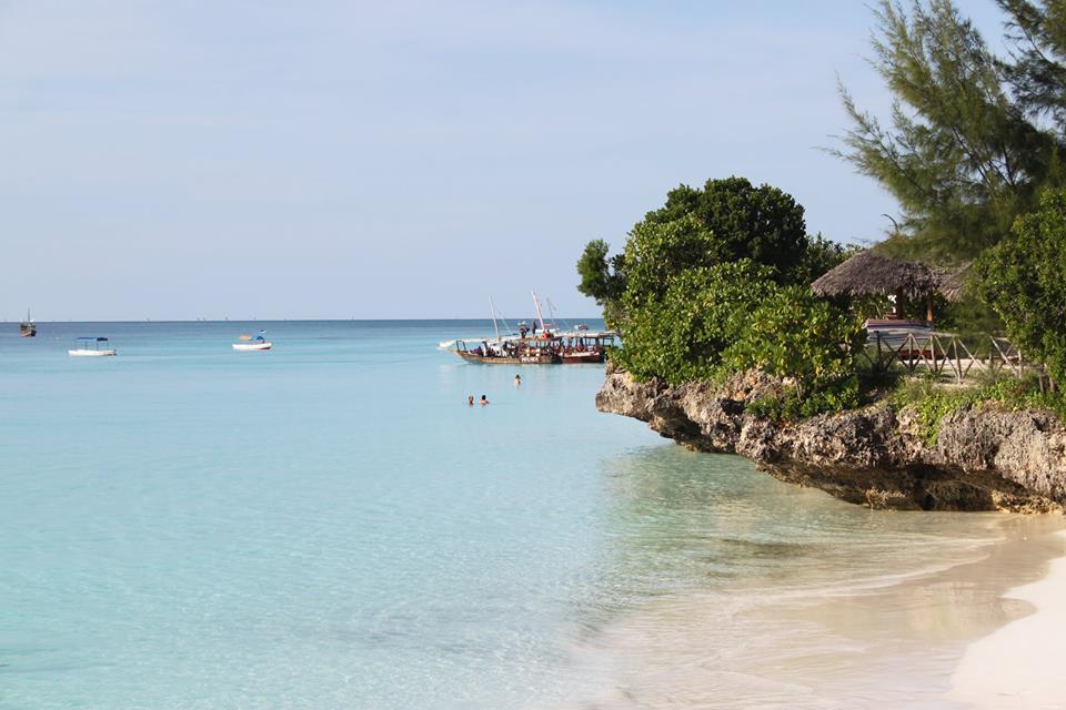 Spiaggia Sunset Beach Zanzibar vertour di #viaggiareapois