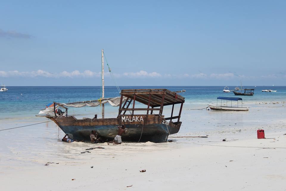 barca a Zanzibar di #viaggiareapois