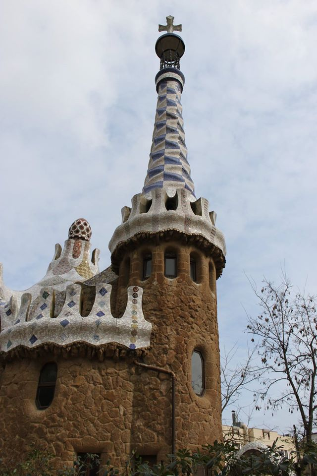 parco guell di #viaggiareapois