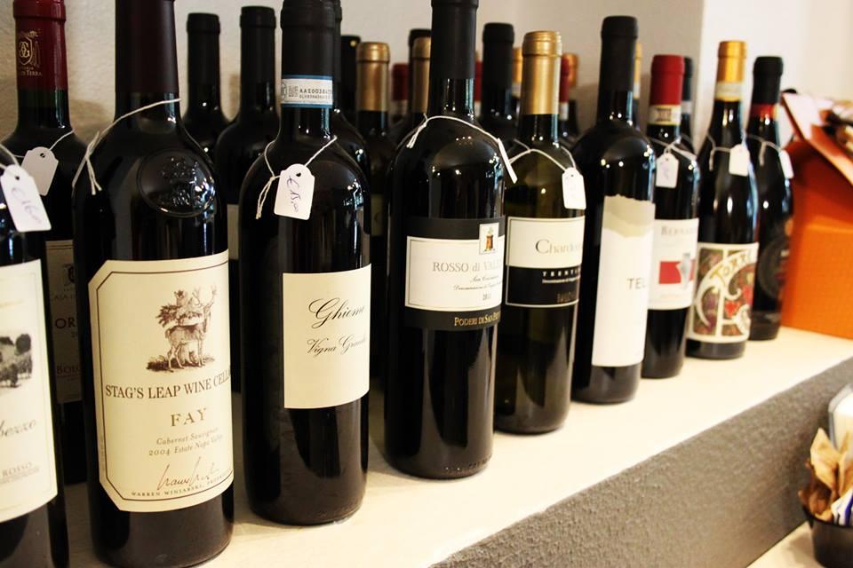 bottiglie di vino delizie di marilù di #viaggiareapois