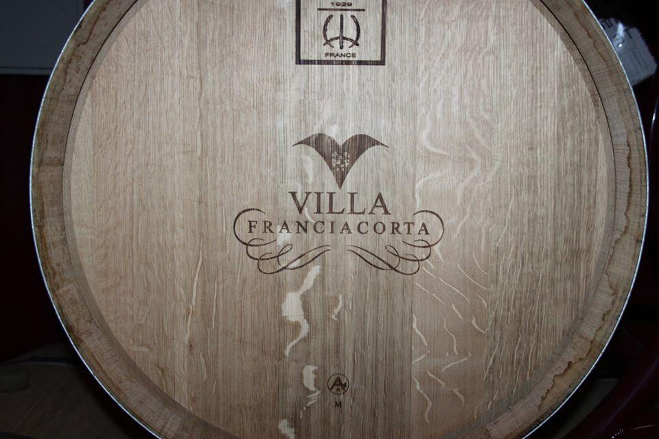 botte vino Villa franciacorta di #viaggiareapois