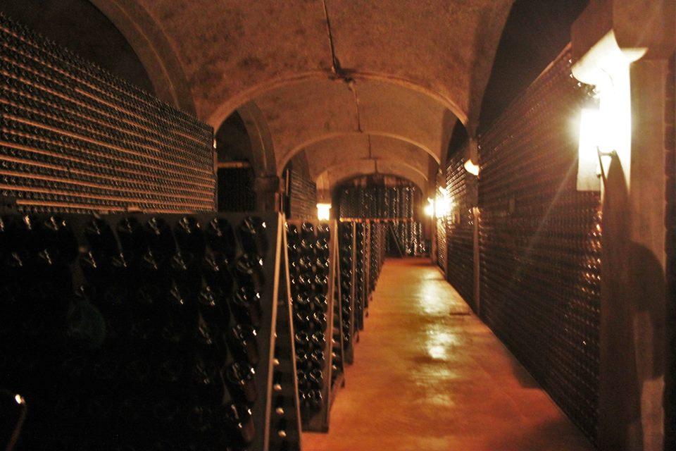 decantazione vino villa franciacorta di #viaggiareapois