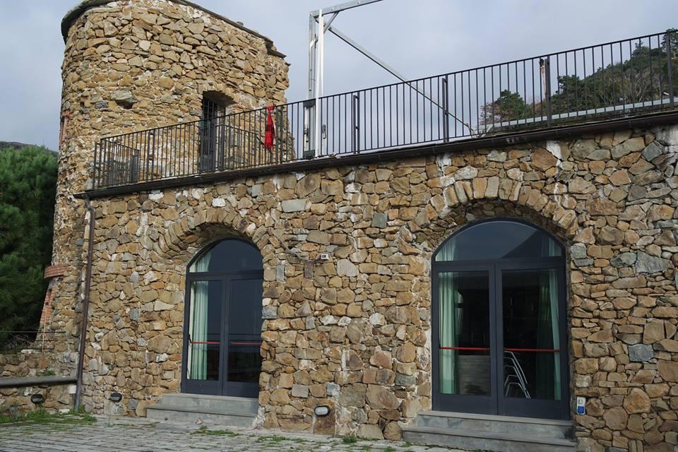 Castello Riomaggiore di #viaggiareapois