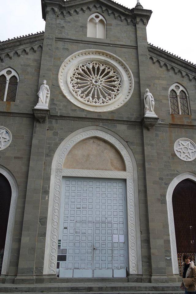 Chiesa San Giovanni Battista Riomaggiore di #viaggiareapois