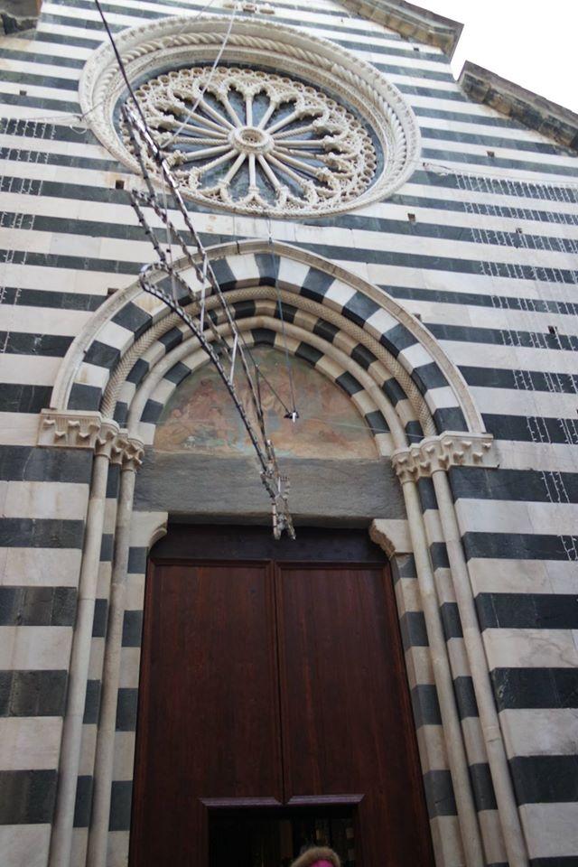 Chiesa di San Giovanni Battista Monterosso di #viaggiareapois