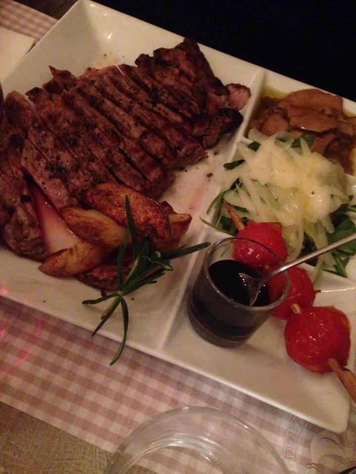 carne all'oca giuliva di #viaggiareapois