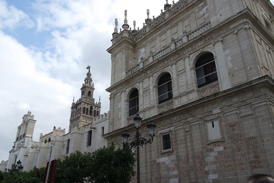 cattedrale esterno di #viaggiareapois