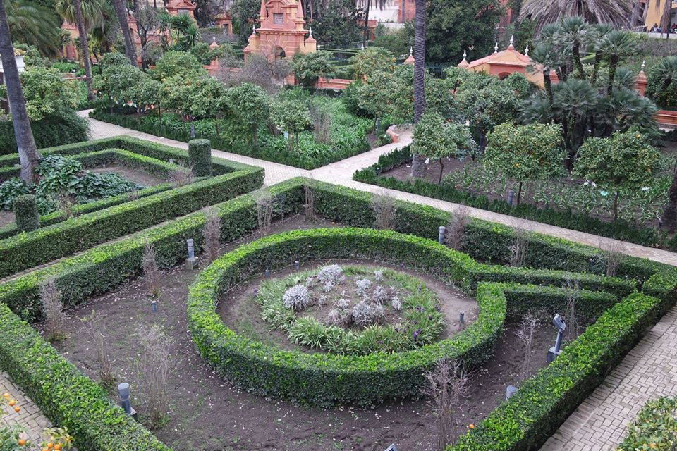 giardini di alcazar di #viaggiareapois