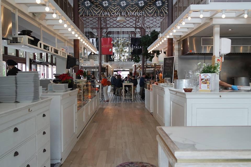 interno mercato di siviglia di #viaggiareapois