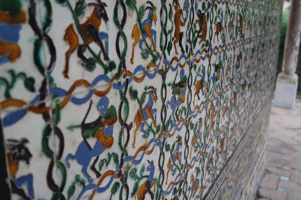 mosaici di alcazar di #viaggiareapois