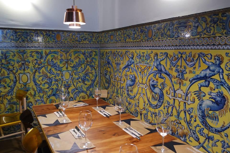 mosaici el pinton di #viaggiareapois