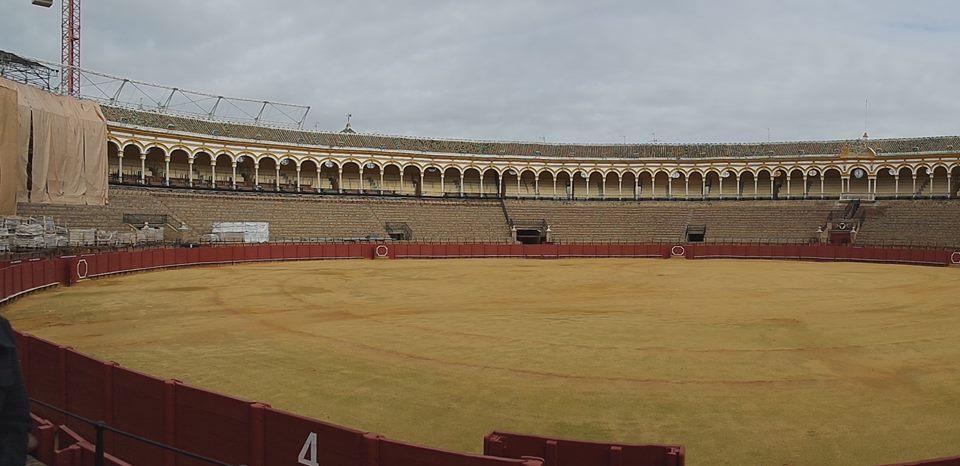plaza de toro siviglia di #viaggiareapois