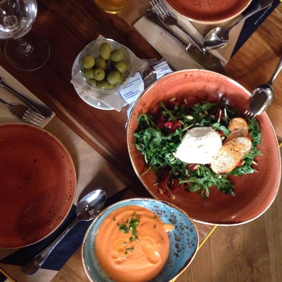 pranzo a el pinton di #viaggiareapois