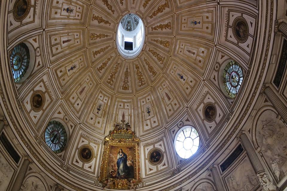 soffito cattedrale siviglia di #viaggiareapois