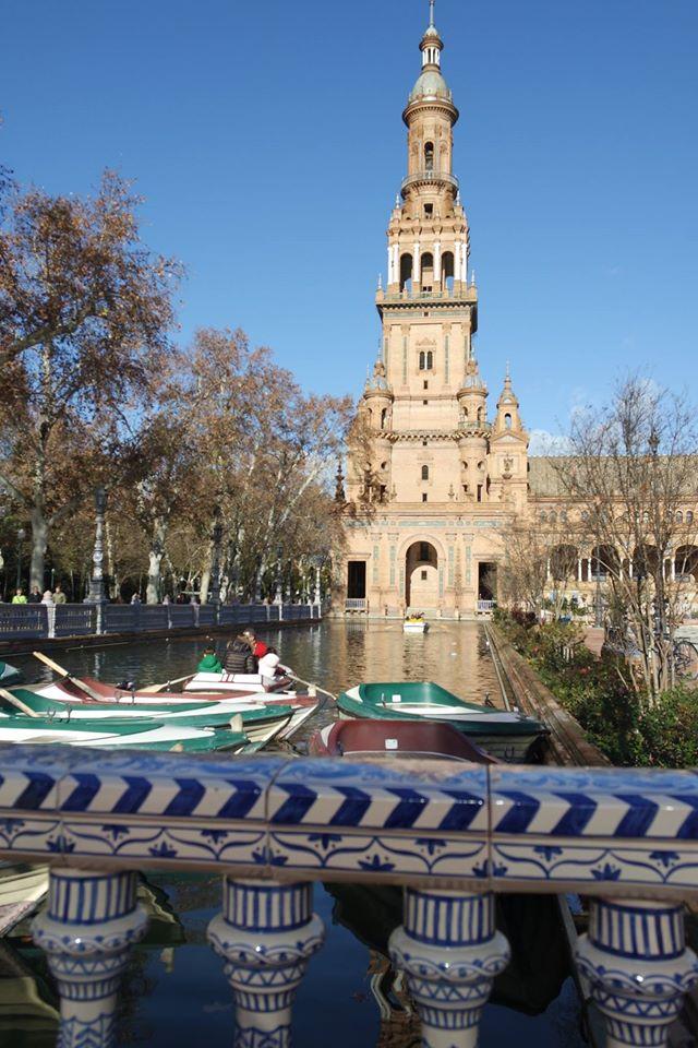 torre siviglia piazza di spagna di #viaggiareapois