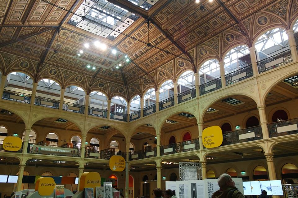 biblioteca salaborsa di #viaggiareapois