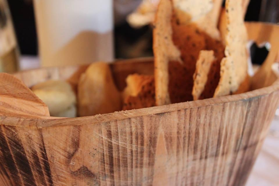 pane osteria del michelas di #viaggiareapois