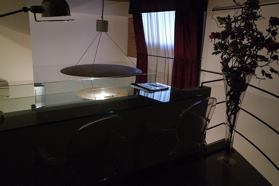 soppalco scrivania convento dei fiori di seta #viaggiareapois