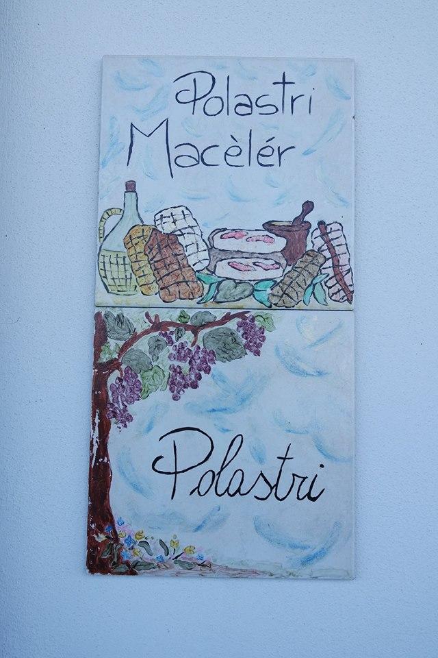 etichetta macelleria polastri