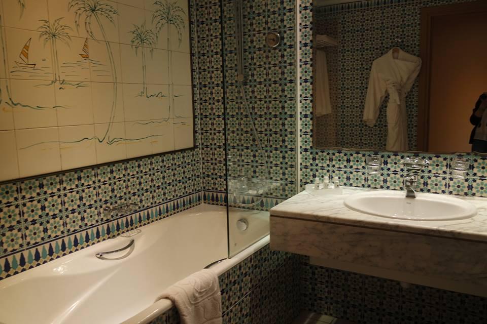 bagno hotel regency #viaggiareapois