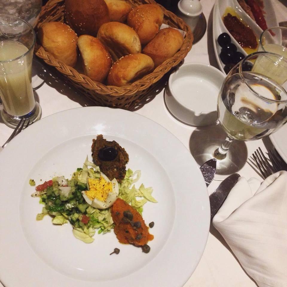 cena baroque hasissa #viaggiareapois