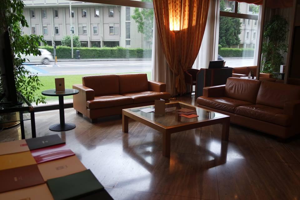 hall una hotel brescia #viaggiareapois