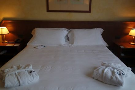 junior suite hotel una brescia #viaggiareapois