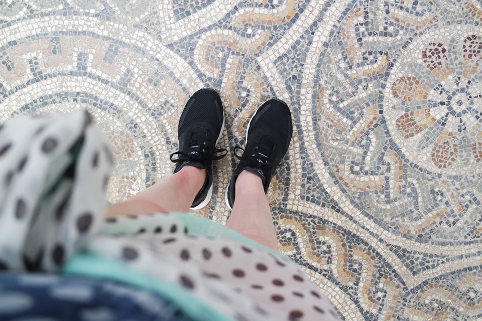 mosaici museo del bardo #viaggiareapois